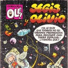 Cómics: SEGIS Y OLIVIO EDICIONES B 323-V.4 1ª EDICIÓN AGOSTO 1988. Lote 105541403