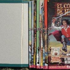 Cómics: EL CORSARIO DE HIERRO. MORA & AMBRÓS. EDICIONES B. COMPLETA, 58 NÚMEROS.. Lote 105578707