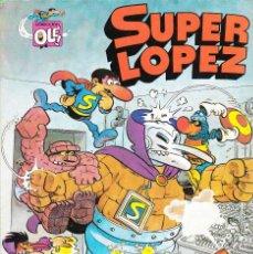 Cómics: SUPER LOPEZ EDICIONES B 3-SL. 1990. Lote 105601547