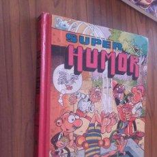 Cómics: SUPER HUMOR LII. TAPA DURA. BRUGUERA. TOCADO EN LAS ESQUINAS. POR LO DEMÁS BUEN ESTADO. . Lote 105986271