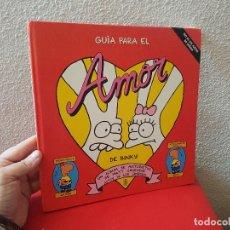 Cómics: LIBRO TOMO COMIC TEBEO GUIA PARA EL AMOR DE BINKY 1996 EDICIONES B. Lote 134907821