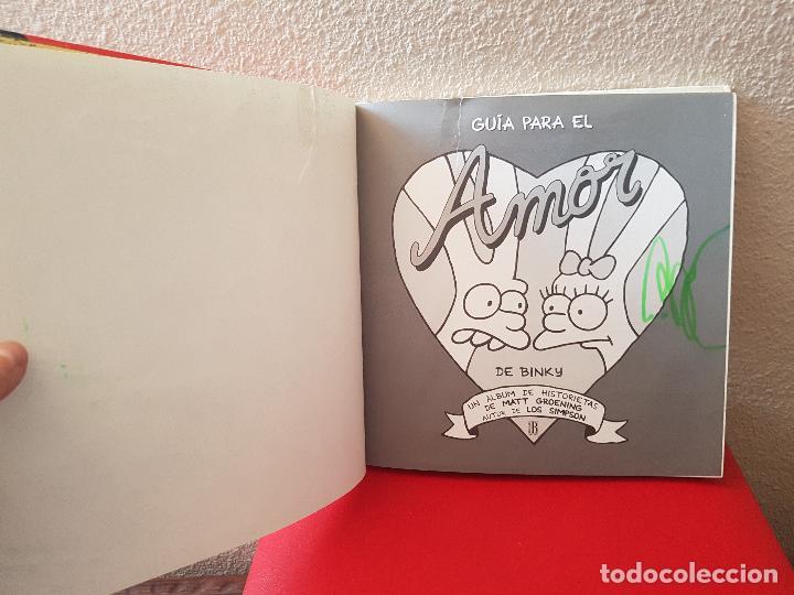 Cómics: LIBRO TOMO COMIC TEBEO GUIA PARA EL AMOR DE BINKY 1996 EDICIONES B - Foto 2 - 134907821