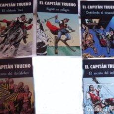 Cómics: LOTE CAPITAN TRUENO EDICIONES B. Lote 107651348