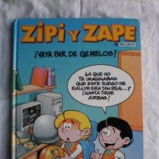 Cómics: ZIPI Y ZAPE. ¡ VAYA PAR DE GEMELOS !. Lote 107781579