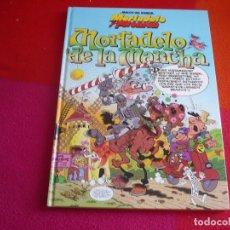 Cómics: MORTADELO Y FILEMON DE LA MANCHA ( IBAÑEZ ) ¡MUY BUEN ESTADO! TAPA DURA MAGOS DEL HUMOR 103. Lote 107872463