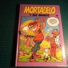Cómics: MORTADELO Y SUS AMIGOS. Nº 9. EDICIONES B. (M-13). Lote 108015355