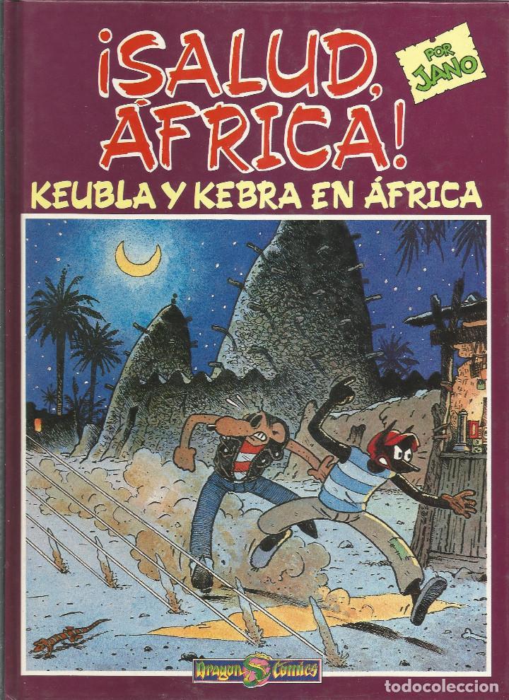 KEUBLA Y KEBRA EN AFRICA SALUD ÁFRICA S/N EDICIONES B (Tebeos y Comics - Ediciones B - Otros)