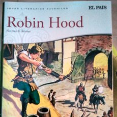 Cómics: ROBIN HOOD. JOYAS LITERARIAS JUVENILES. Lote 108917618