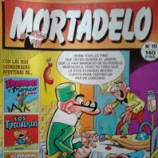Cómics: MORTADELO 10. Lote 109215479