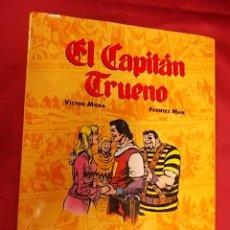 Cómics: EL CAPITAN TRUENO. VOLUMEN 2. VICTOR MORA. FUENTES MAN. EDICIONES B. 1993. 1ª EDICIÓN. Lote 109269383