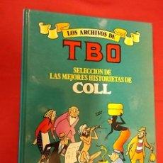 Cómics: LOS ARCHIVOS DE TBO. Nº 7. SELECCION DE LAS MEJORES HISTORIAS DE COLL. EDICIONES B. . Lote 109313115
