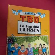 Cómics: ELS ARXIUS DE TBO. Nº 1. LA FAMÍLIA ULISES. EDICIONES B. EN CATALÁ. Lote 109313415