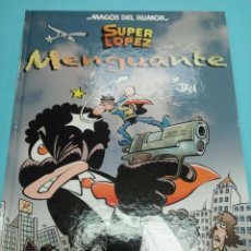 Comics - Magos del Humor 186: Superlópez. Menguante - Jan - EDICIONES B - 109564767
