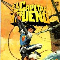 Cómics: EL CAPITAN TRUENO. Nº 30. PESCA SINIESTRA. EDICION HISTORICA. SEPTIEMBRE 1987. Lote 109798248