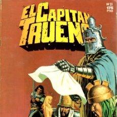 Cómics: EL CAPITAN TRUENO. Nº 31. EL CIRCULO DE LA MUERTE. EDICION HISTORICA. SEPTIEMBRE 1987. Lote 109798736