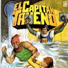 Cómics: EL CAPITAN TRUENO. Nº 32. EL PULPO DESENMASCARADO. EDICION HISTORICA. SEPTIEMBRE 1987. Lote 109799259