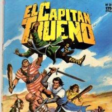 Cómics: EL CAPITAN TRUENO. Nº 35. LUCHA SIN CUARTEL. EDICION HISTORICA. OCTUBRE 1987. Lote 109800144
