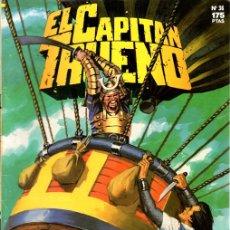 Cómics: EL CAPITAN TRUENO. Nº 36. LA TORRE DEL VERDUGO. EDICION HISTORICA. OCTUBRE 1987. Lote 109800555