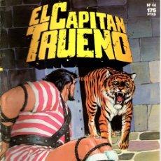 Cómics: EL CAPITAN TRUENO. Nº 44. ENIGMA EN LA ISLA. EDICION HISTORICA. DICIEMBRE 1987. Lote 109801039