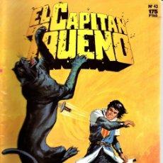 Cómics: EL CAPITAN TRUENO. Nº 43. MURALLA DE FUEGO. EDICION HISTORICA. DICIEMBRE 1987. Lote 109801560