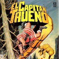 Cómics: EL CAPITAN TRUENO. Nº 46. ¡LUCHA CONTRA EL MAR!. EDICION HISTORICA. ENERO 1988. Lote 109802527