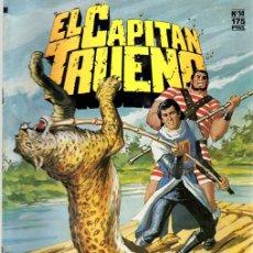 Cómics: EL CAPITAN TRUENO. Nº 50. LAS AMAZONAS. EDICION HISTORICA. FEBRERO 1988.. Lote 109804464