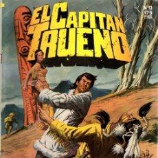 Cómics: EL CAPITAN TRUENO. Nº 53. LOS LOBOS CAZADORES. EDICION HISTORICA. FEBRERO 1988.. Lote 109805427