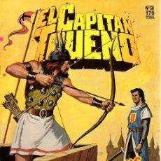 Cómics: EL CAPITAN TRUENO. Nº 56. DING-DING, EL BUFON. EDICION HISTORICA. MARZO 1988.. Lote 109807030