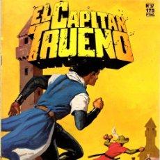 Cómics: EL CAPITAN TRUENO. Nº 57. EL PINTORESCO ZORRINI. EDICION HISTORICA. MARZO 1988.. Lote 109807643