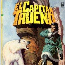 Cómics: EL CAPITAN TRUENO. Nº 58. CERCO DE FUEGO. EDICION HISTORICA. MARZO 1988.. Lote 109807992