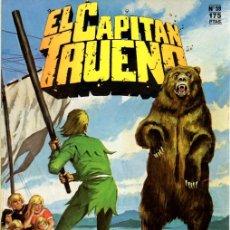 Cómics: EL CAPITAN TRUENO. Nº 59. ¡EMBOSCADA!. EDICION HISTORICA. ABRIL 1988.. Lote 109808466