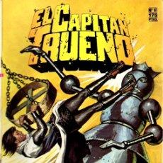 Cómics: EL CAPITAN TRUENO. Nº 61. UN AJEDREZ SINIESTRO. EDICION HISTORICA. ABRIL 1988.. Lote 109809444