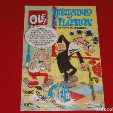 Cómics: OLE Nº 5. MORTADELO Y FILEMON. EDICIONES B. C-8C. Lote 110416415