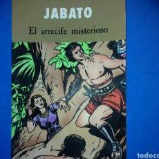 Cómics: CÓMIC JABATO 'EL ARRECIFE MISTERIOSO'. Lote 110432398