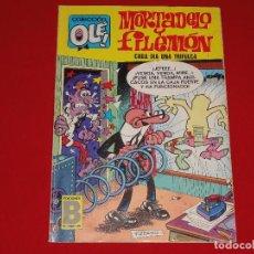 Cómics: OLE Nº 87. MORTADELO Y FILEMON. EDICIONES B. C-8C. Lote 110466887