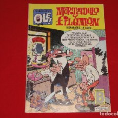 Cómics: OLE Nº 90. MORTADELO Y FILEMON. EDICIONES B. C-8C. Lote 110467411