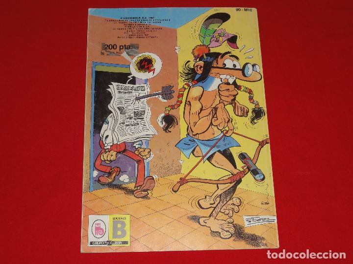 Cómics: OLE Nº 90. MORTADELO Y FILEMON. EDICIONES B. C-8C - Foto 2 - 110467411