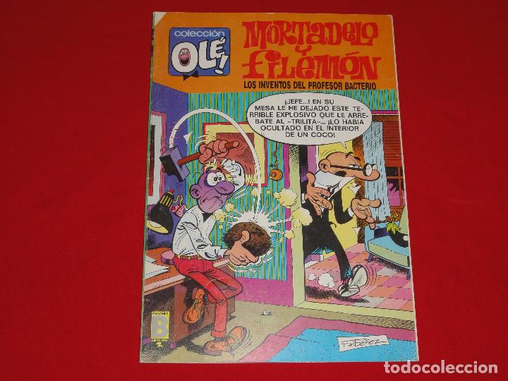Cómics: OLE Nº 98. MORTADELO Y FILEMON. EDICIONES B. C-8C - Foto 1 - 110468191