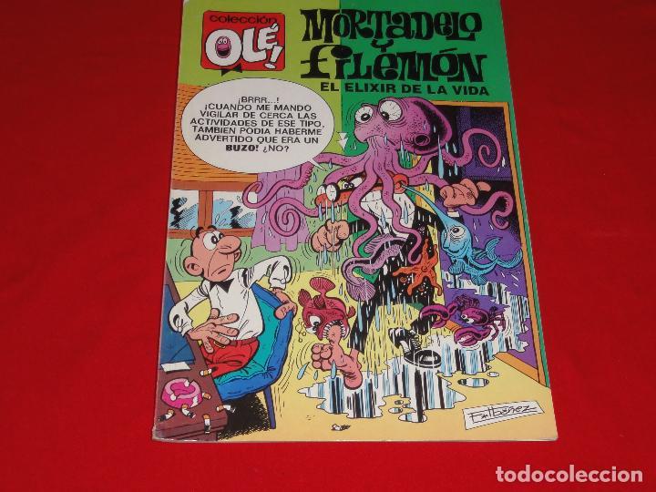 OLE Nº 99. MORTADELO Y FILEMON. EDICIONES B. C-8C (Tebeos y Comics - Ediciones B - Humor)