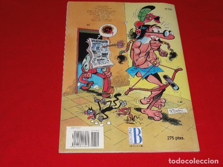 Cómics: OLE Nº 99. MORTADELO Y FILEMON. EDICIONES B. C-8C - Foto 2 - 110468255