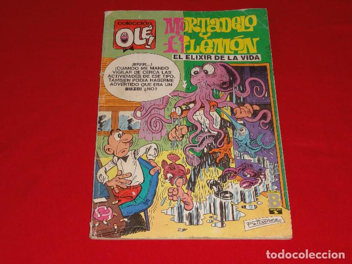 Cómics: OLE Nº 99. MORTADELO Y FILEMON. EDICIONES B. C-8C - Foto 1 - 110468327