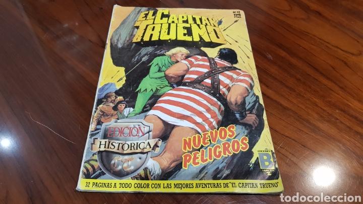 CAPITAN TRUENO 40 EDICIONES B (Tebeos y Comics - Ediciones B - Otros)