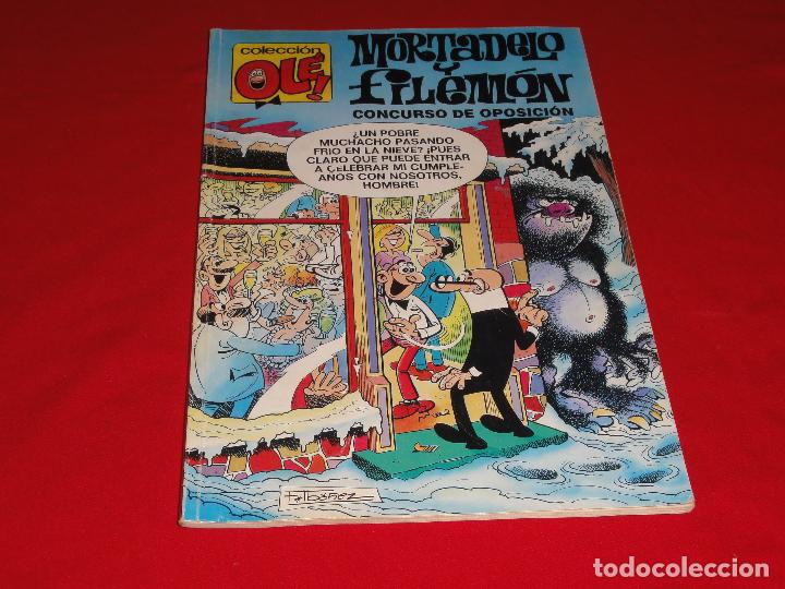 OLE Nº 111. MORTADELO Y FILEMON. EDICIONES B. C-8C (Tebeos y Comics - Ediciones B - Humor)