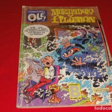 Cómics: OLE Nº 115. MORTADELO Y FILEMON. EDICIONES B. C-8C. Lote 110591947