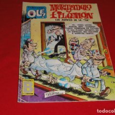 Comics - OLE Nº 124. MORTADELO Y FILEMON. EDICIONES B. C-8C - 110646515