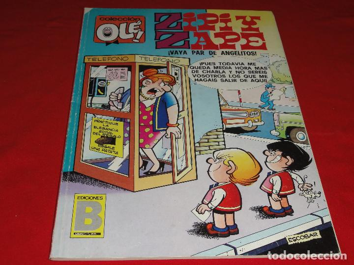 Cómics: OLE Nº 125. MORTADELO Y FILEMON. EDICIONES B. C-8C - Foto 1 - 110646855