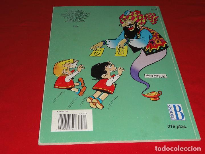 Cómics: OLE Nº 125. MORTADELO Y FILEMON. EDICIONES B. C-8C - Foto 2 - 110646855