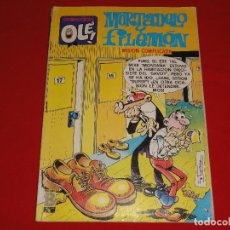 Cómics: OLE Nº 154. MORTADELO Y FILEMON. EDICIONES B. C-8C. Lote 110788467