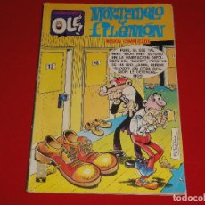 Cómics: OLE Nº 154. MORTADELO Y FILEMON. EDICIONES B. C-8C. Lote 110788763