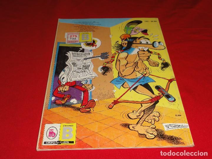 Cómics: OLE Nº 182. MORTADELO Y FILEMON. EDICIONES B. C-8C - Foto 2 - 110836031